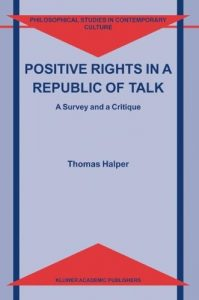 halper positive rights