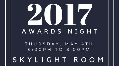 Political Science Department Awards Night