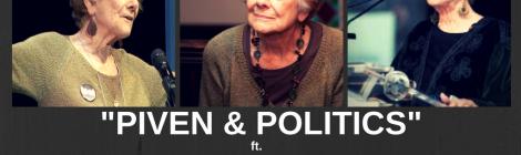 Piven and Politics