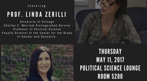 Talk Featuring Professor Linda Zerilli