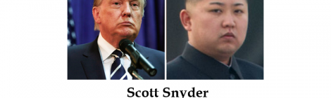 Nov 16 | 6:00 PM | The North Korean Nuclear Challenge and the Trump Administration's Response