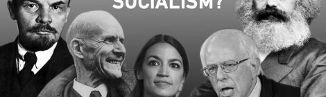 What is Socialism? A Panel Discussion - September 8, 2018 @ 3PM