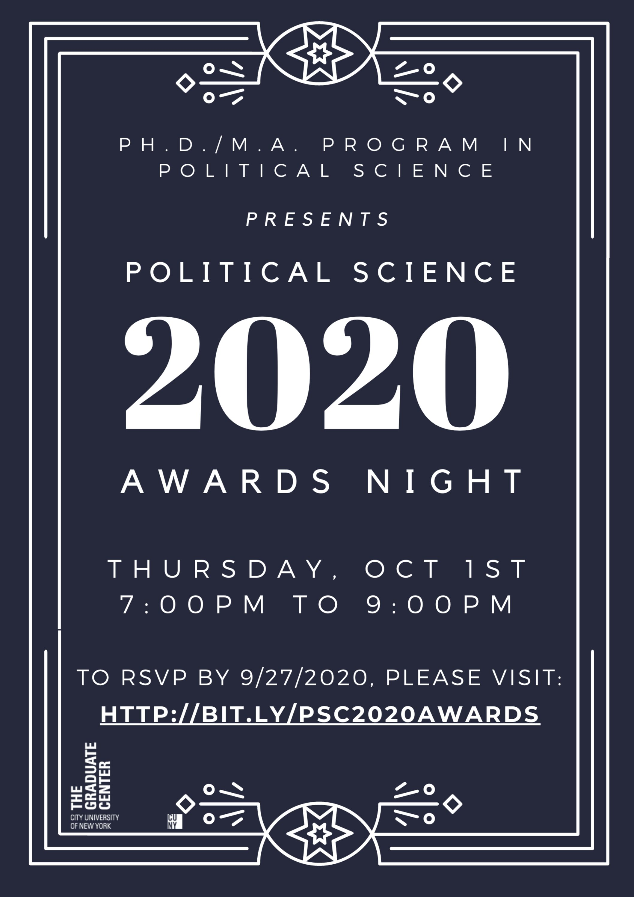 2020 Virtual Awards Night